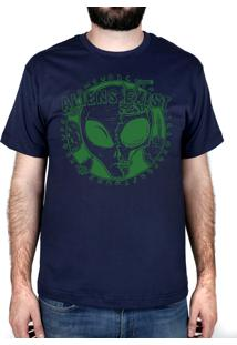 Camiseta Bleed American E.T. Marinho