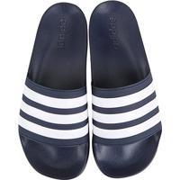 cac15bd35 Chinelo Slide Adidas Adilette Cloudfoam Masculino - Masculino-Marinho+Branco