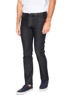 Calça Jeans Lee Reta Mark Azul