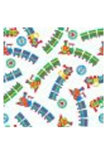Papel De Parede Autocolante Rolo 0,58 X 3M - Infantil 340