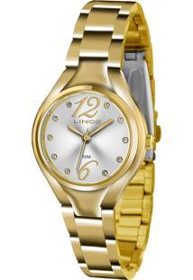 Relógio Feminino Lince Lrgj057L K244S2Kx