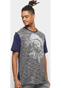 Camiseta Mcd Especial Blessed Masculina - Masculino