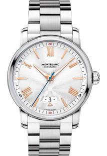 22006e26dcd ... Relógio Montblanc Masculino Aço - 114852