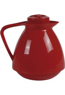 Bule Térmico Amare 650Ml - Unissex-Vermelho