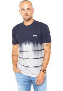 Camiseta Nicoboco Digital African Azul