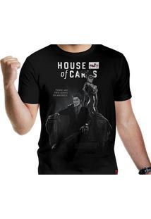 Camiseta House Of Cards