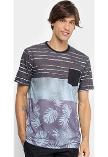 Camiseta Mcd Especial Geo Organic Masculina - Masculino