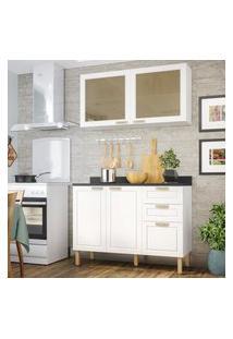 Cozinha Completa 3 Peças Americana Multimóveis 5924 Branco