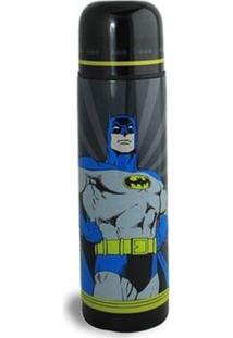 Garrafa Térmica Batman Geek10 - Preto