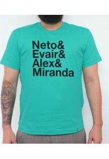 Injustiçados - Camiseta Clássica Masculina