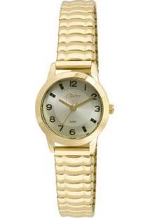 Relógio Condor Feminino Mini Co2035Ksy/4C - Co2035Ksy/4C - Feminino-Dourado