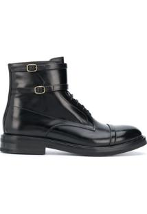 Malone Souliers Ankle Boot George - Preto