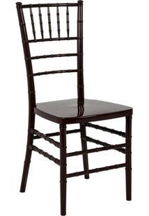 Cadeira Tiffy Marrom