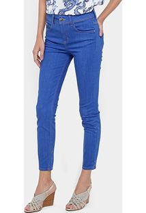 6fb5e2a7e ... Calça Jeans Skinny Colcci Cintura Média Feminina - Feminino