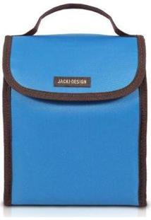 Necessaire Térmica Tamanho Grande Jacki Design Essencial I - Unissex-Azul