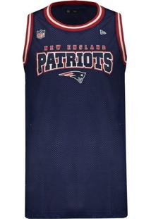 Fut Fanatics. Regata New Era Nfl New England Patriots Marinho 3fa5a9e70cf