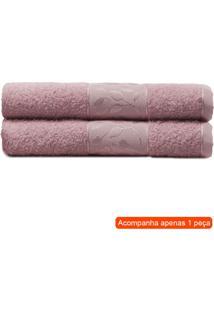 Toalha De Banho Donna Rosa