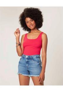 Blusa Cotton Light Malwee Malwee Feminina - Feminino