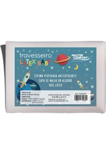 Travesseiro Látex Baby - Master Comfort - Branco