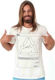 Camiseta Maresia Recicle - Masculino