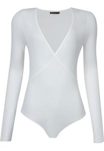 Body Julia Off White (Off White, Pp)