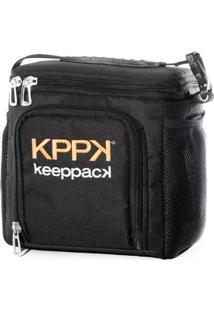 Bolsa Térmica Keeppack Mid Preto