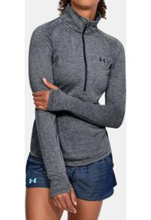 Blusa Under Armour Threadborne Twist Manga Longa