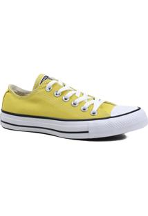 Tênis Converse All Star Chuck Taylor Converse Amarelo - Kanui