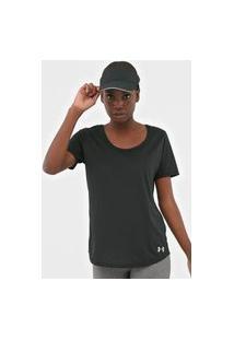Camiseta Under Armour Ua Streaker Preta