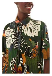 Camisa Bosque Tropical