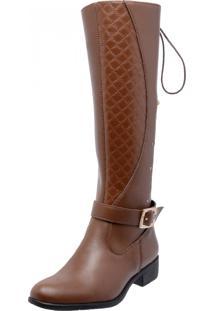 Bota Montaria Mega Boots 947 Caramelo