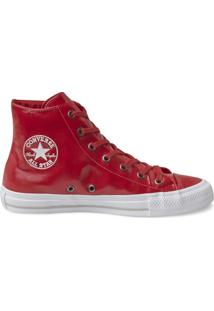 Tênis Converse Chuck Taylor All Star Gemma Hi - Feminino-Vermelho