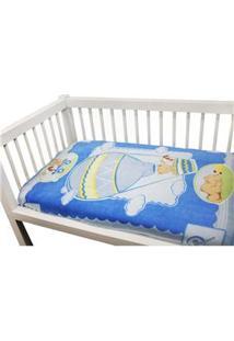 Cobertor Infantil Camesa Microfibra Balão