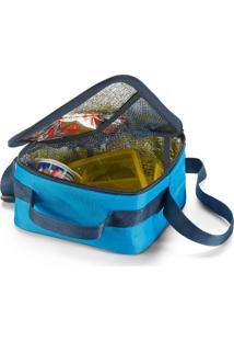 Bolsa Térmica Pequena Clio Topget Azul Claro