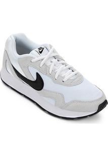 Tênis Nike Delfine Feminino - Feminino-Branco+Preto