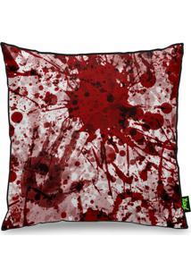 Capa De Almofada Geek10 After Murder Vinho