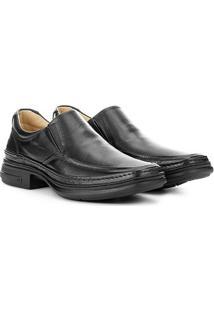 Sapato Pipper Francis Masculino - Masculino-Preto