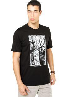 Camiseta West Coast Floresta Preta