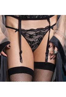 Calcinha String De Chelles Precious Nude Crystallize 44