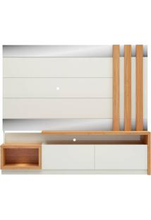 Home Itamari Com Led Cor Off White Com Freijo 2,20 Mt (Larg) - 57720 - Sun House