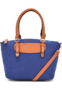Bolsa Fiveblu Lisa Azul