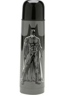Garrafa Térmica Em Inox Com Tampa 500 Ml Batman