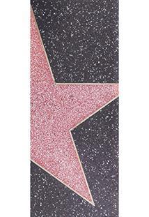 Painel Fotográfico Autocolante Para Porta Com Laminação - Hollywood (0,92M(L) X 2,15M(A))