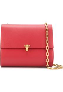 The Volon Gabi Shoulder Bag - Vermelho