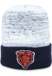 Gorro Touca Chicago Bears Knit Chiller Tone New Era - Unissex