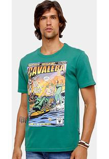 Camiseta Cavalera The Big Surf Masculina - Masculino