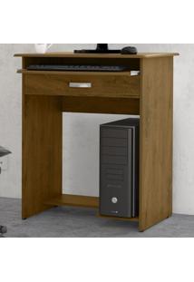 Mesa Para Computador 1 Gaveta 06780 Malbec - Ej Móveis