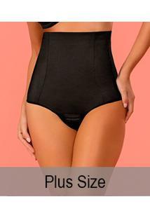 e0fcfe68c ... Cinta Calça Alta Modeladora Microfibra Mondress (710Re) Plus Size