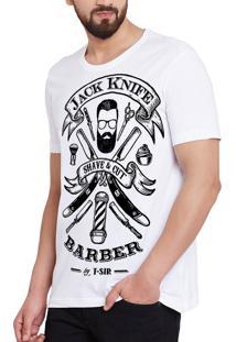 Camisete Wevans Jack Barber Shop