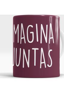 Caneca Imagina Juntas